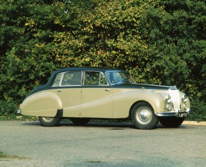 Armstrong Siddeley Star Sapphire 1957
